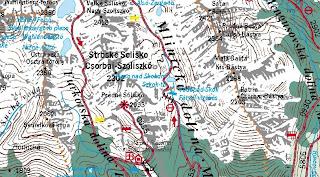 Online Terkepek Magas Tatra Turistaterkep
