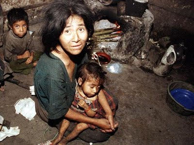 Resultado de imagen para pobreza wichi