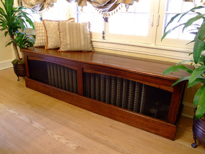 FICHMAN FURNITURE AND RADIATOR COVERS | ORDER ONLINE - CUSTOM