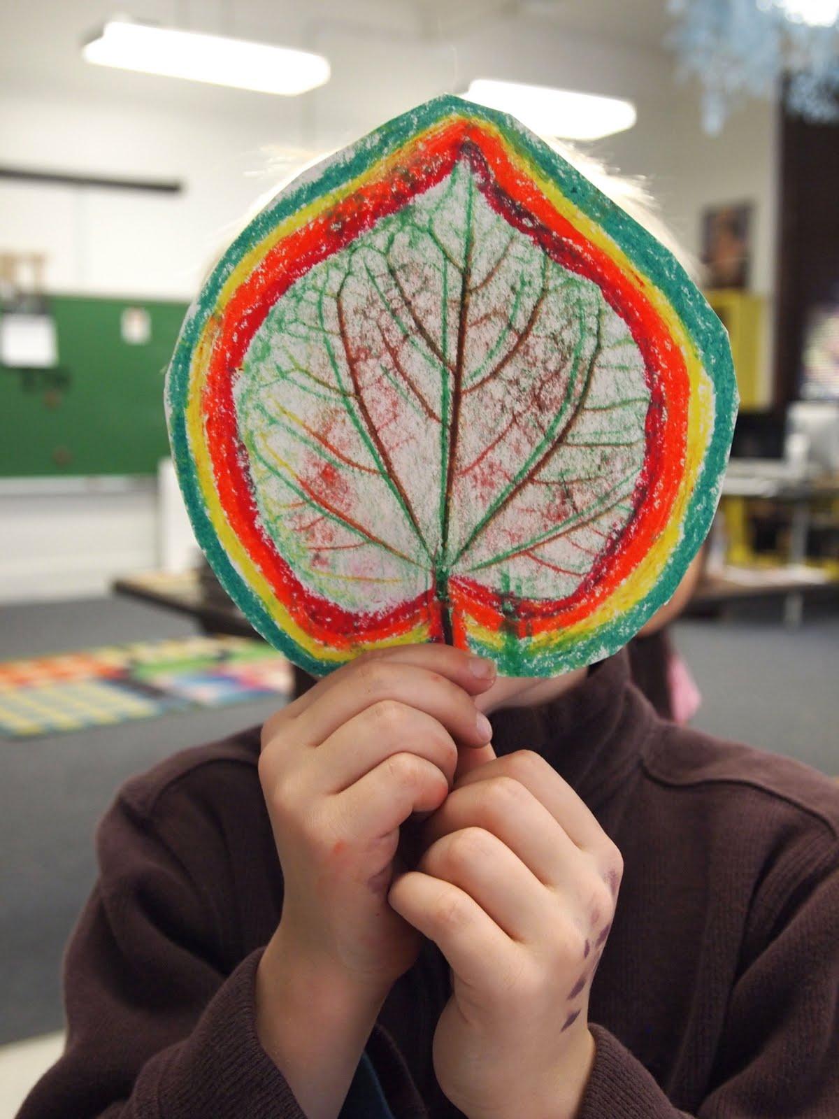 New City Arts Kindergarten Autumn Leaves