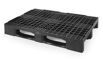 Palet-plástico-FORTE-PLUS-PO-Compacto-Reja-EUR-800x1200x160mm