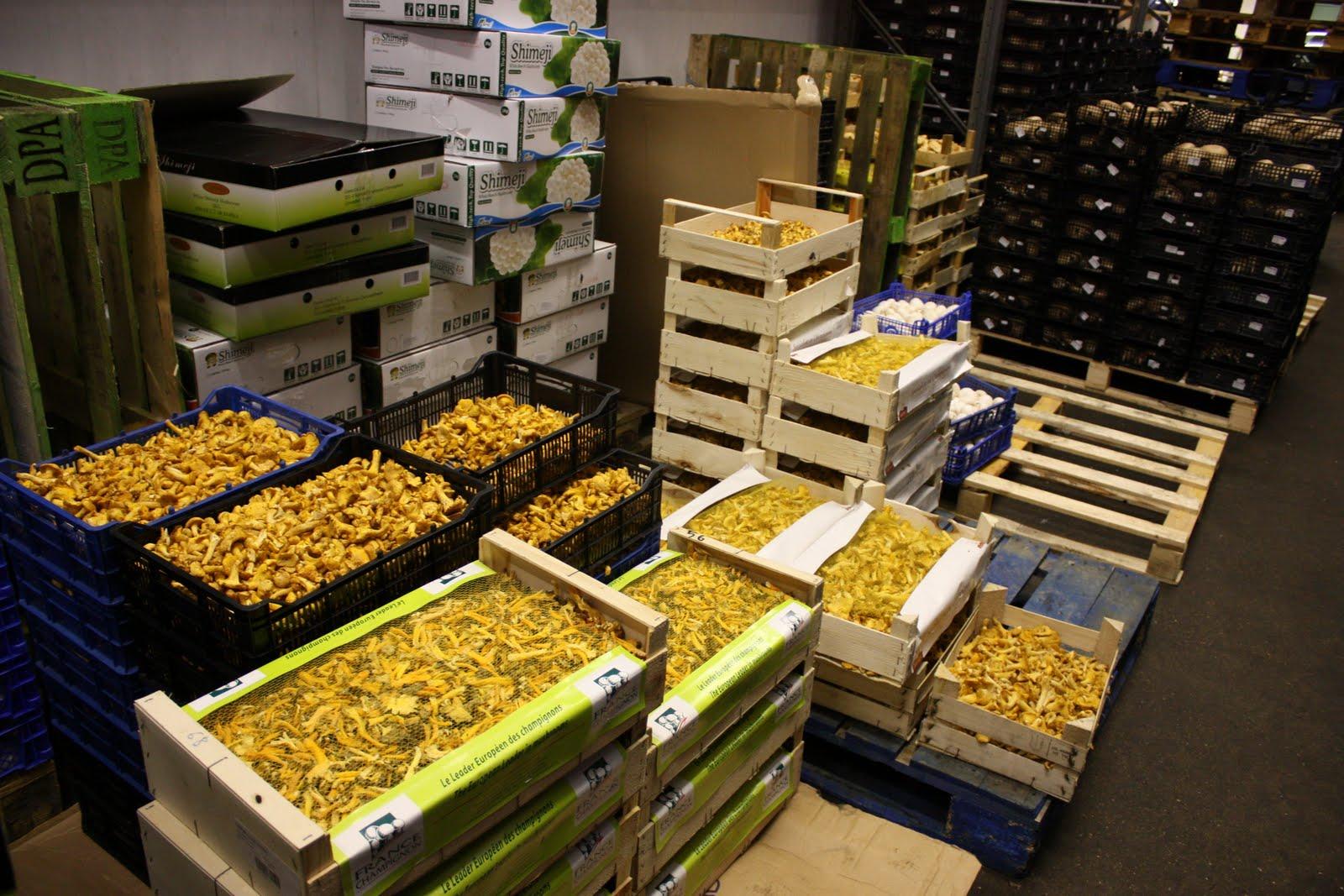 Eatmynels New Covent Garden Market