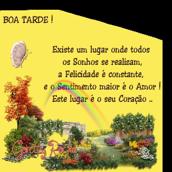 Mensagens ,Recados E Recadinhos By Goretty Rocha