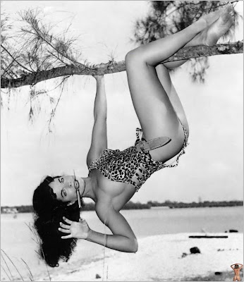 Bettie Page - Jungle