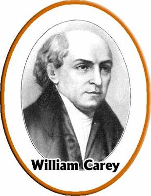 summary william carey