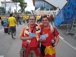 EURO 2008  ESPAÑA SUECIA