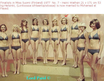 Miss Suomi 1977
