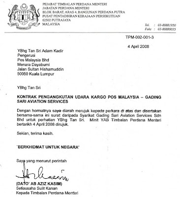 ... Patel: Sodomy in Malaysia and what it has to do with posting a letter