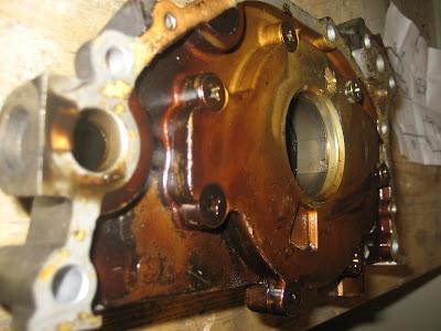 Nissan RB26 Oil Pump Screws