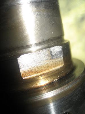 RB26DETT Nissan Crank Oil Pump Driver Collar