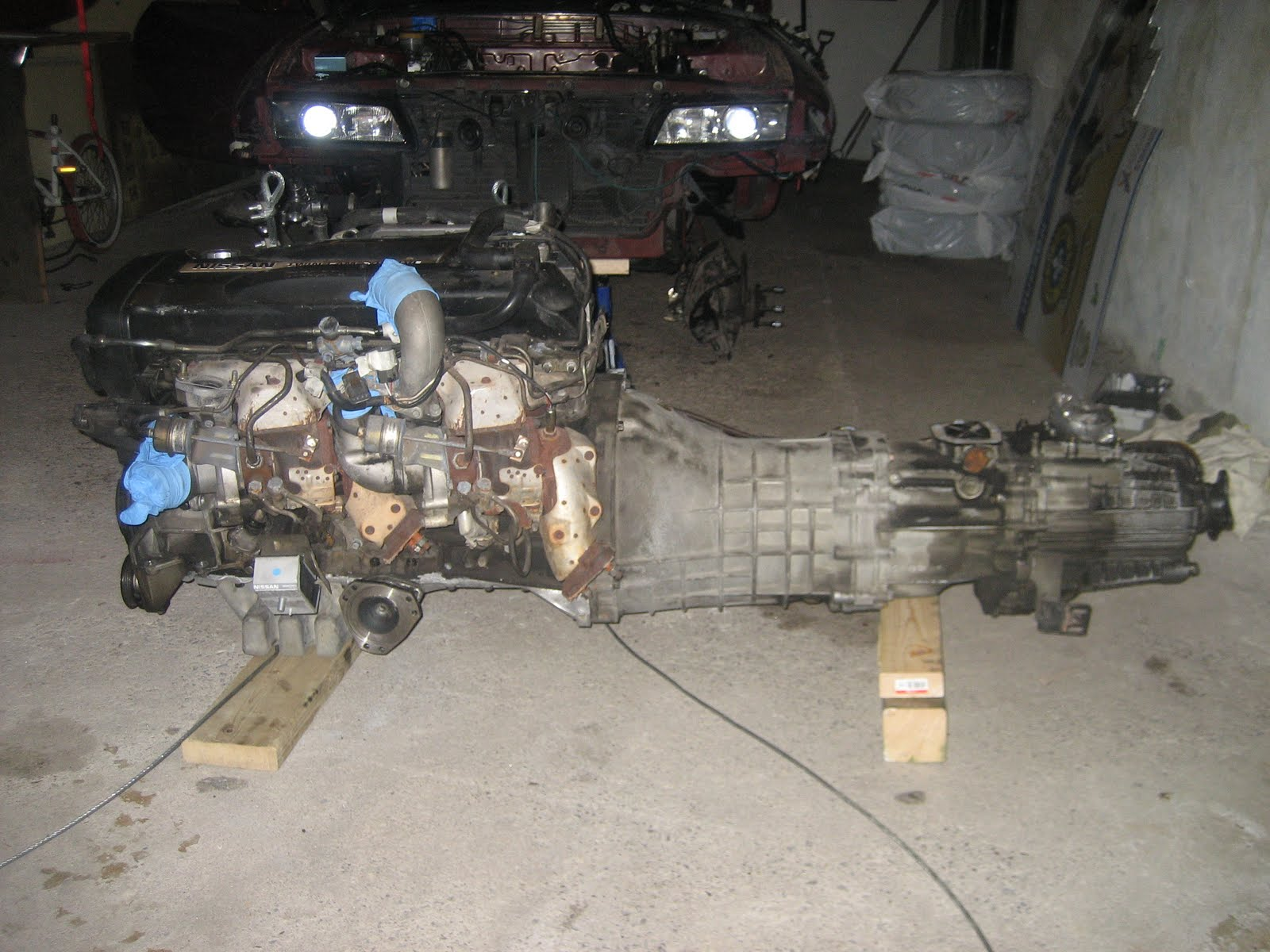 RB26 Engine Turbo swap Upgrade and Engine Overhaul Guide