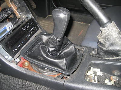 Nissan Skyline Gear Shift