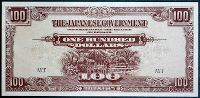 Malaysia Numis: PART 2 - THE JAPANESE INVASION BANKNOTES IN