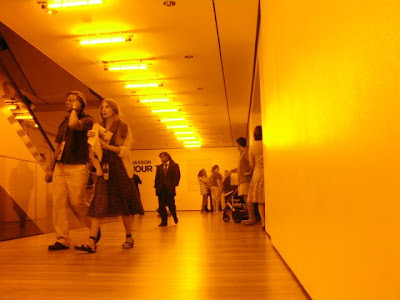 """l a o s e r: Olafur Eliasson : """"Take Your Time"""" exhibit and Paul Chan : """"The ..."""
