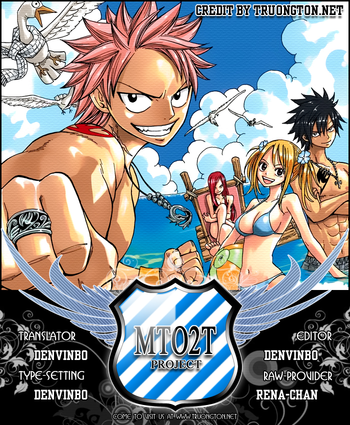 Fairy Tail Chap 192
