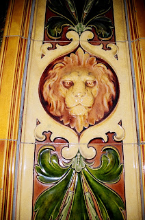 The Lion at the Warrington