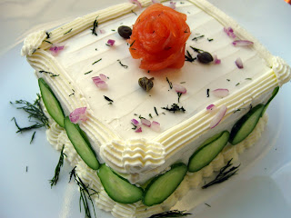 martha stewart italian wedding cake recipe home cooking in montana smoked salmon cake with 17192