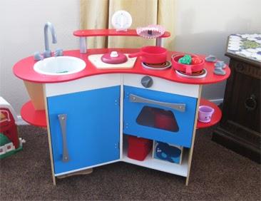 Community Play Kitchen Set Rifton New York