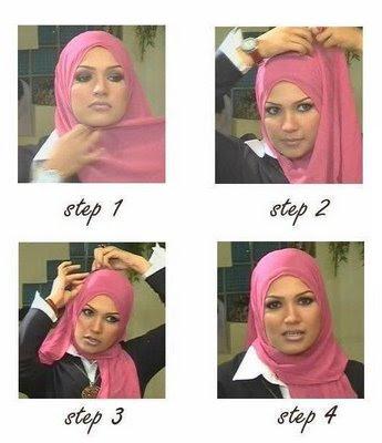 طرق رائعة للف الحجاب Hijab+shayla+wrap+without+undercap