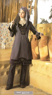 طرق رائعة للف الحجاب Habit+hijab