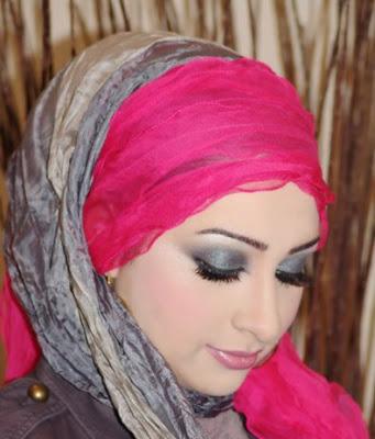 طرق رائعة للف الحجاب Simply+pretty+2