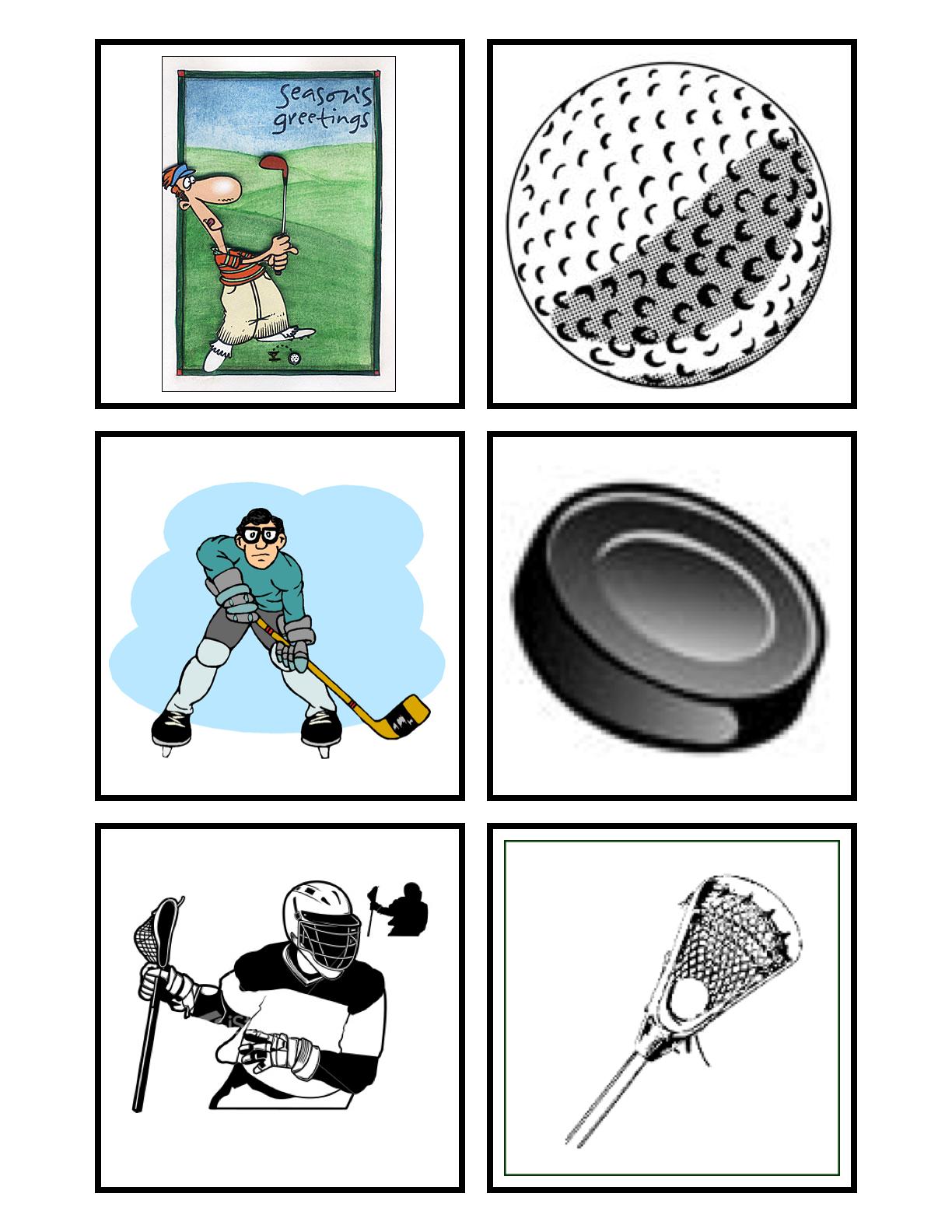 Preschool Is Fun Planning Activities Sport Match