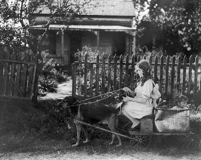 Pickford was also a pet lover, but never had any children of her own (she adopted two).