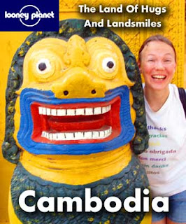 Pirate Books: Lonely Planet Cambodia (2007 Enhanced Edition)