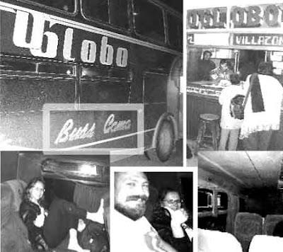 OGLOBO Bus Cama Scam in Bolivia