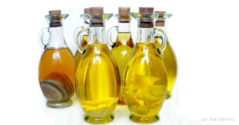 Aceite de ajos - Velocidadcuchara.com