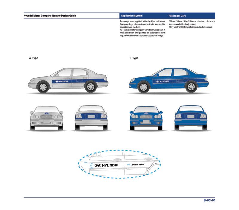 Manual Identidad Corporativa Hyundai