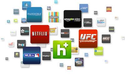 totalFlux: Roku XDS Netflix Streaming Player 1080p