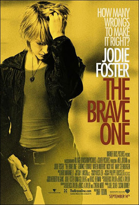 Jodie Foster en The brave one