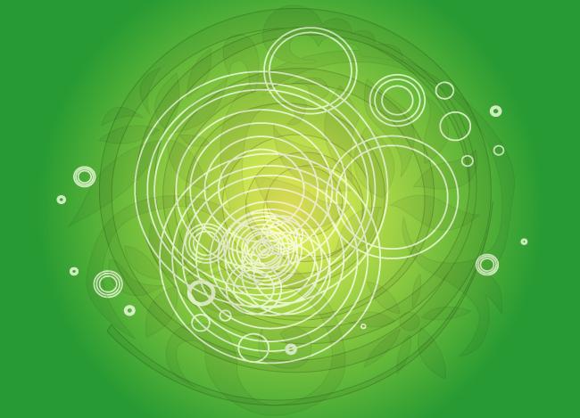 green background designs - photo #14