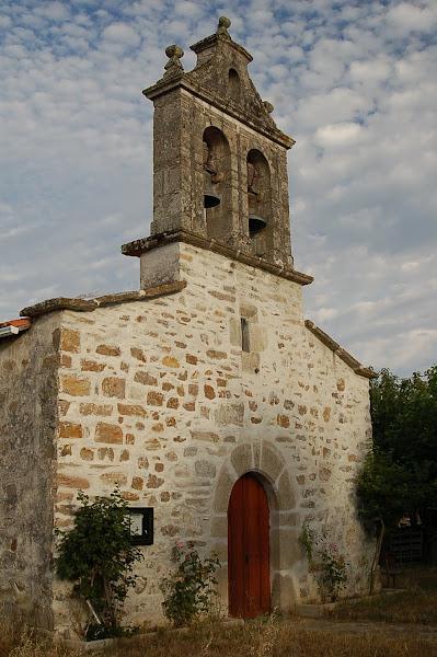 Lugo. La aldea, en Monforte.