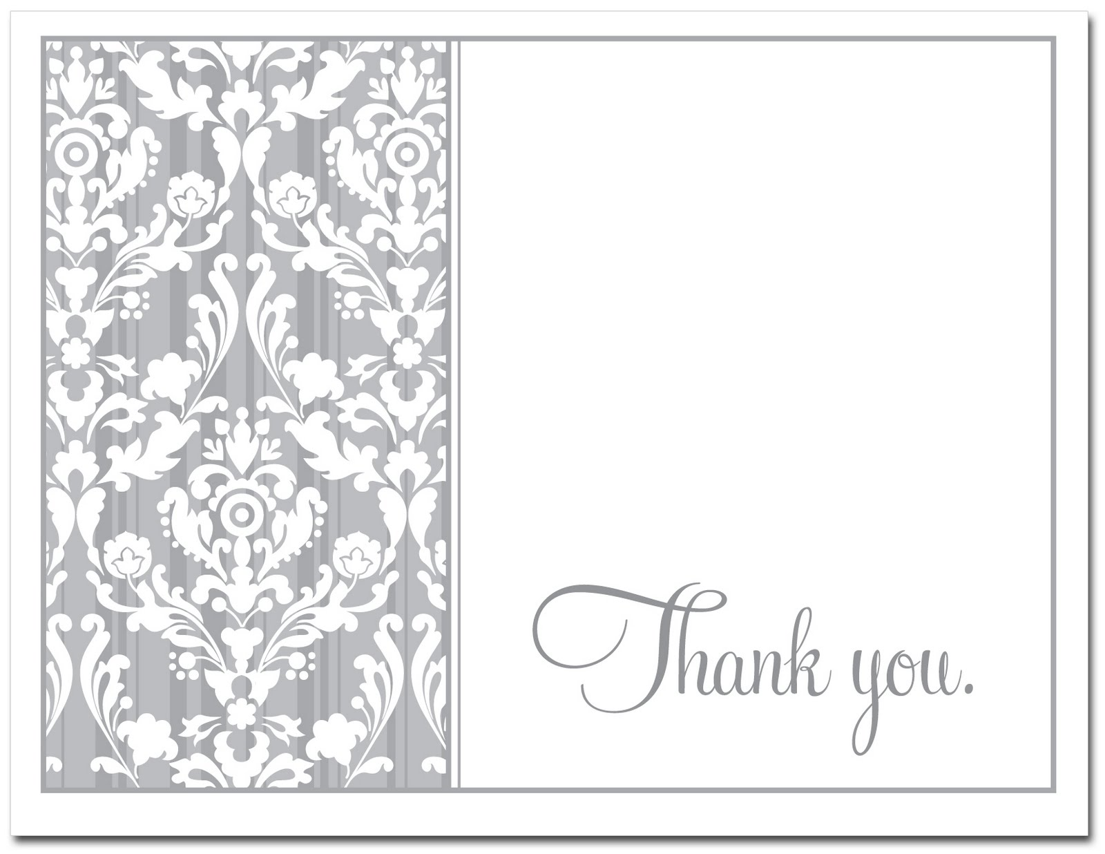 Thank You Notes: For Free!