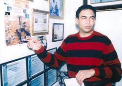 Savant Tunisien à la NASA: Mohamed Lacouet Ayari MLaoucet