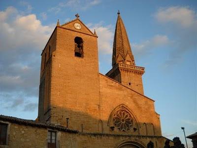 Iglesia de San Pedro, Olite