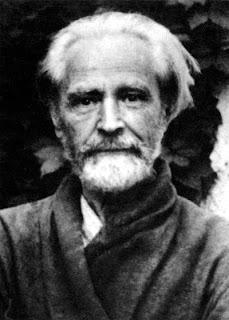 Vasile Voiculescu, la senectute