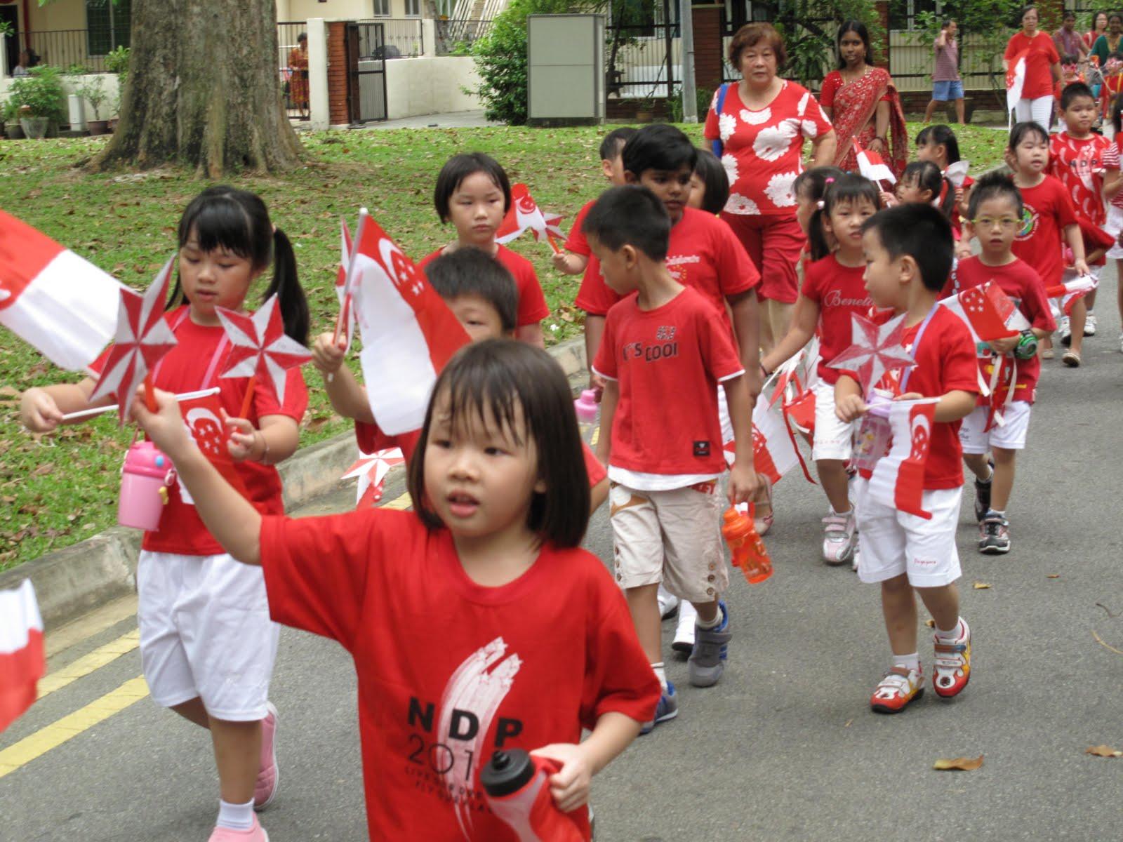 Kim Keat Christian Church Kindergarten: National Day ...