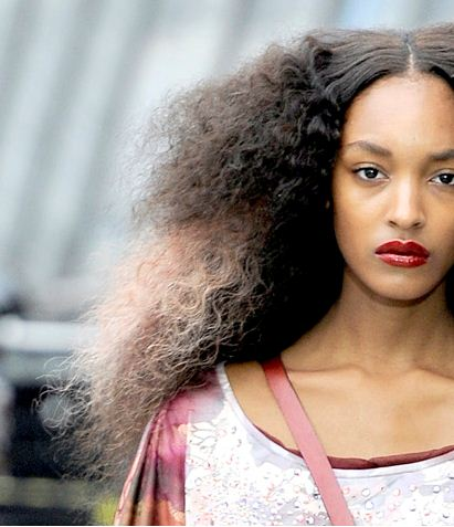 jourdan dunn frizz