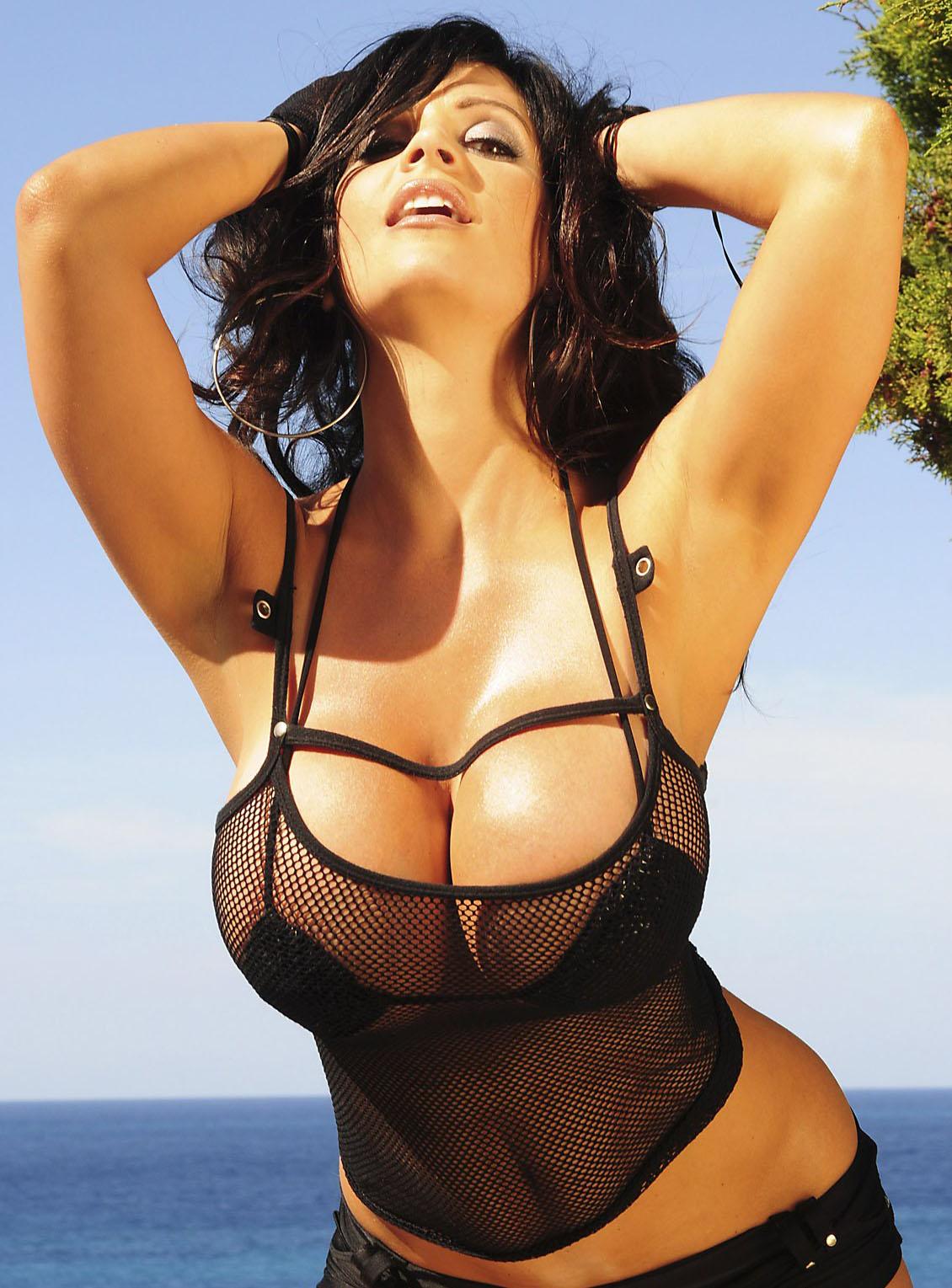 Hot Naked Bikini