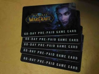 World Of Warcraft Game Time