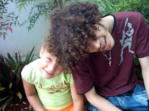 Meus dois lindos filhos