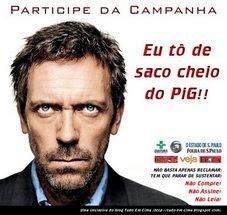 """Brasil  tem o pior jornalismo do mundo"""