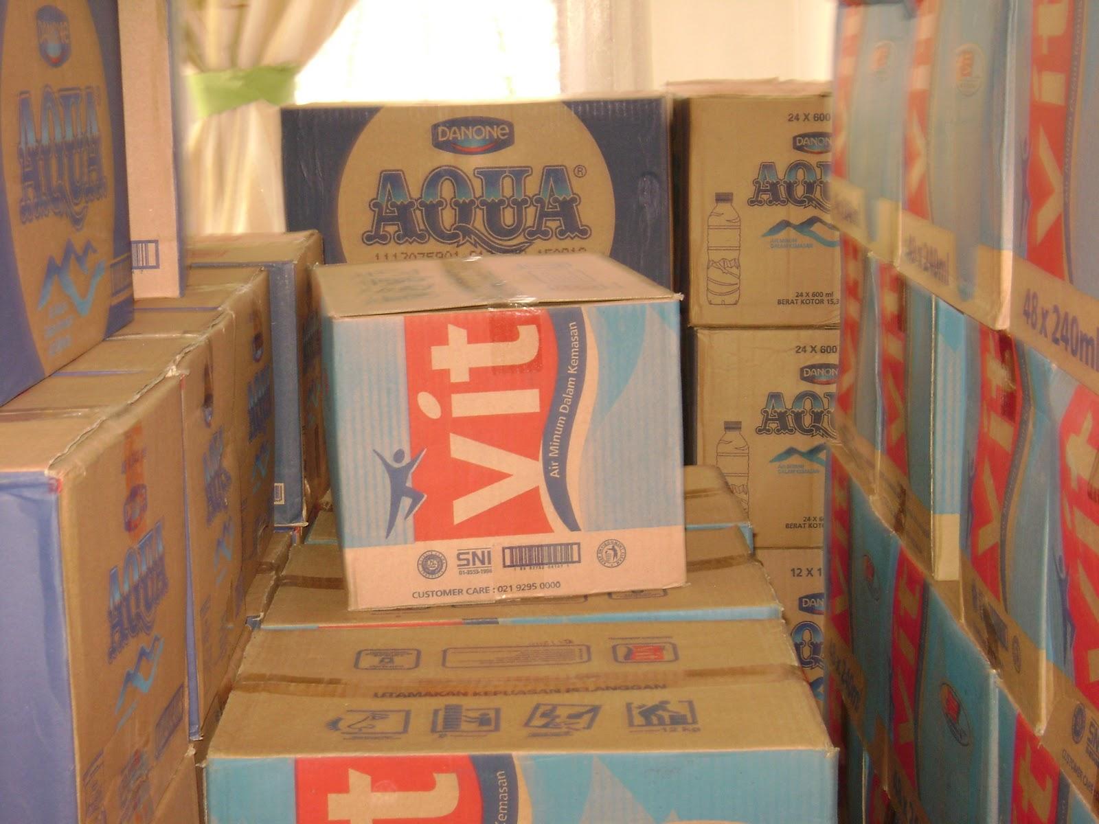 VIT Meluncurkan Kembali Merek Air Minum Dalam Kemasan dengan logo baru
