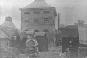Mellersh & Neale Brewery c1904
