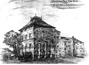 Artist Impression of the new Tun Room 1903