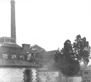 rare view of old brewhouse  c1920's