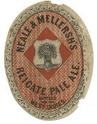 Neale & Mellersh's Pale Ale c1855